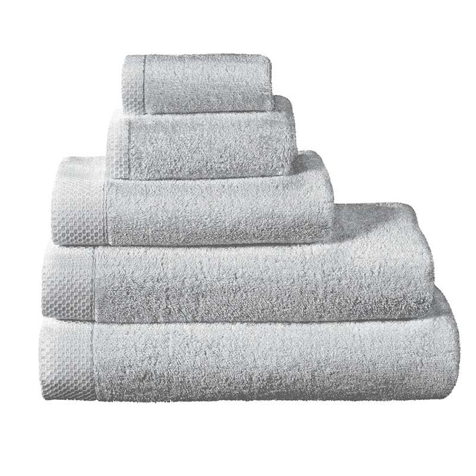 Descamps Luxury Egyptian Cotton Towels, Nuage (Pale Grey)