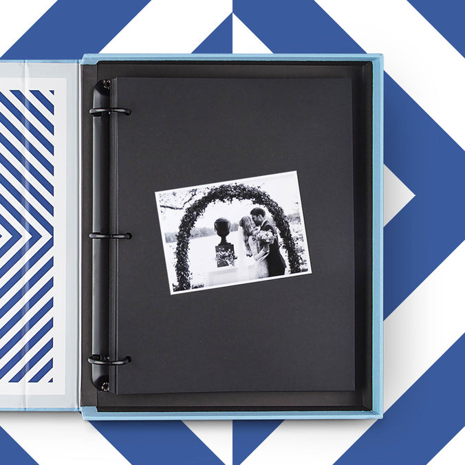 Printworks Photo Album 10-Pack Refill Paper Large