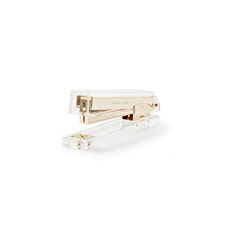 kate spade new york Acrylic Stapler, Gold