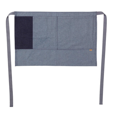 Ferm Living Denim Half Apron, Blue