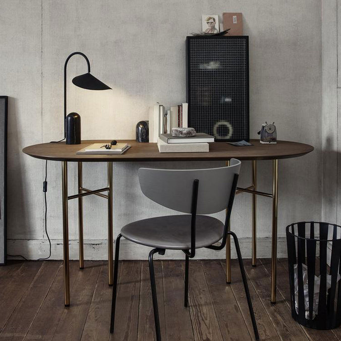 Ferm Living Mingle Table Top Oval, 220cm