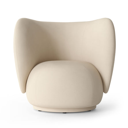 Ferm Living Rico Lounge Chair Boucle