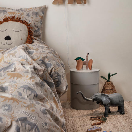 Ferm Living Safari Bedding Set, Junior
