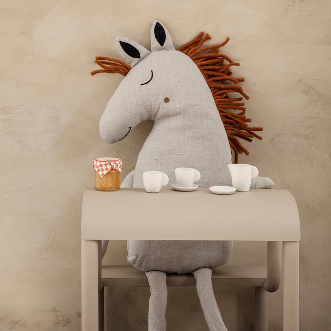 Ferm Living Safari Horse Cushion
