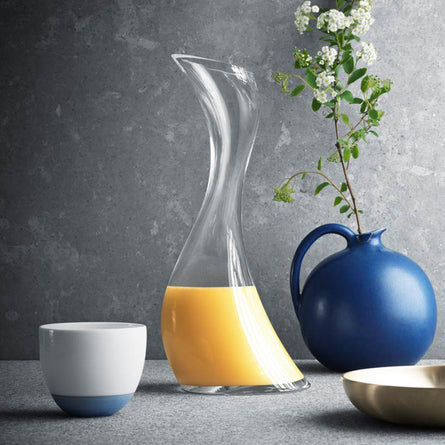 Georg Jensen Cobra Glass Carafe