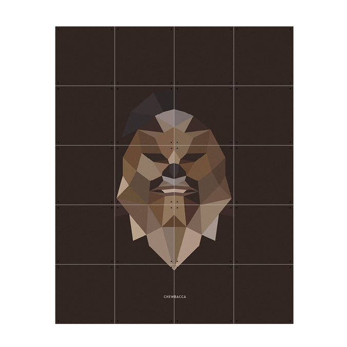 IXXI Star Wars Icons Chewbacca Wall Art