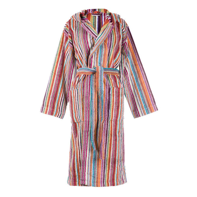 Missoni Home Jazz Hooded Bathrobe, 159