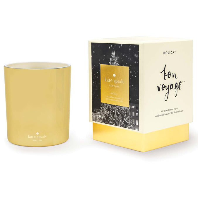 kate spade new york Holiday Christmas Scented Candle