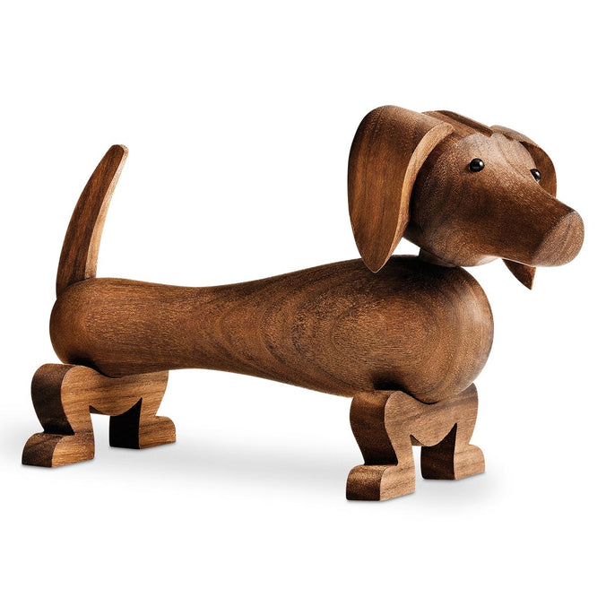 Kay Bojesen Oiled Walnut Dog