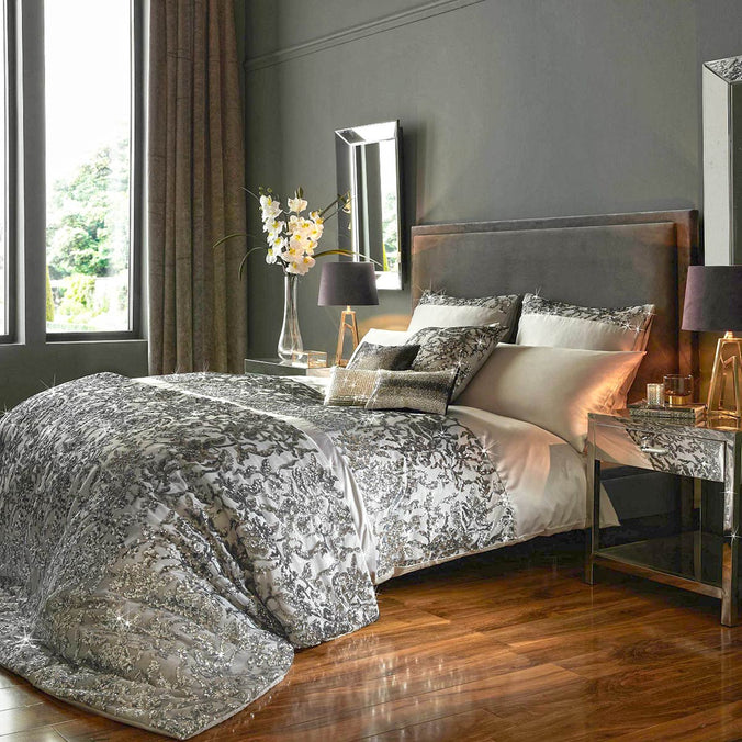 Kylie at Home Angelina Truffle Bedding