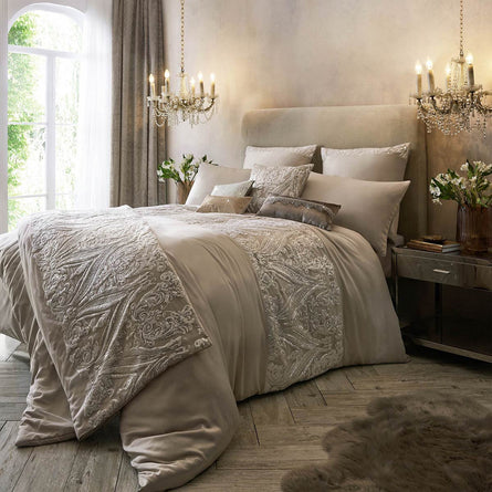 Kylie at Home Savoy Blush Bedding