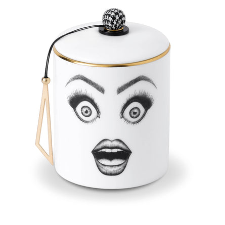 Lauren Dickinson Clarke Moody Muse Scented Candle with Hat, The Performer