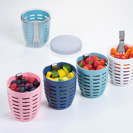 Mepal Ellipse Fruit & Veggie Pot