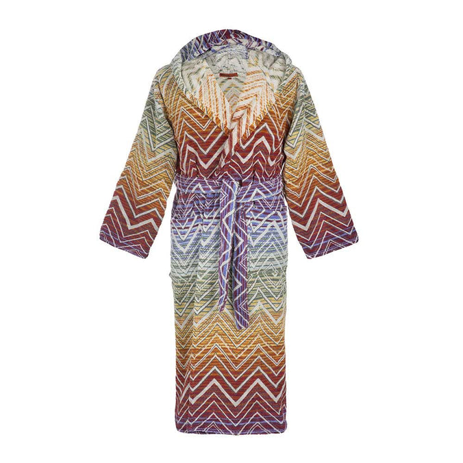 Missoni Home Tolomeo 159 Hooded Bathrobe