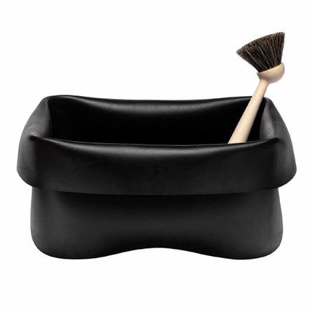 Normann Copenhagen Washing Up Bowl & Brush