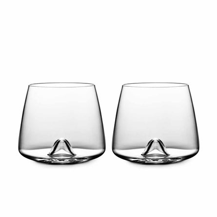 Normann Copenhagen Whisky Glasses, 2 Piece Set