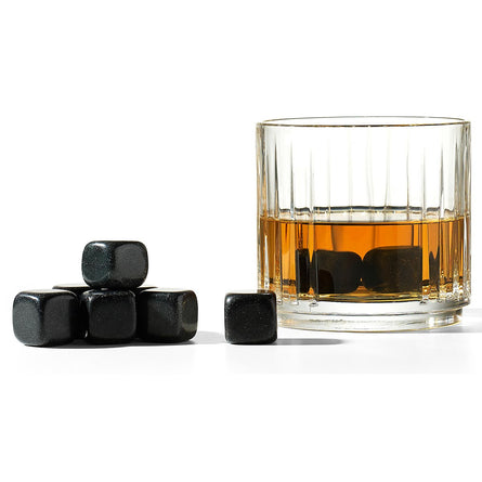 Nuance Whiskey Stones S/9