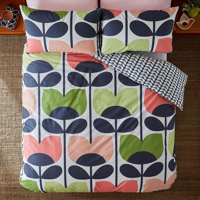 Orla Kiely Climbing Rose Bedding