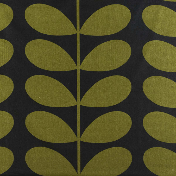 Orla Kiely Giant Stem Fabric, Moss