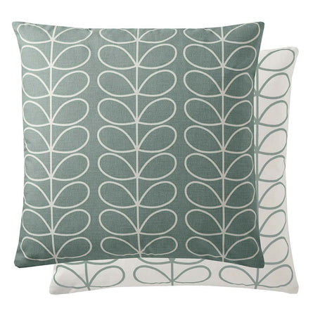 Orla Kiely Linear Stem Large Cushion, 50x50cm