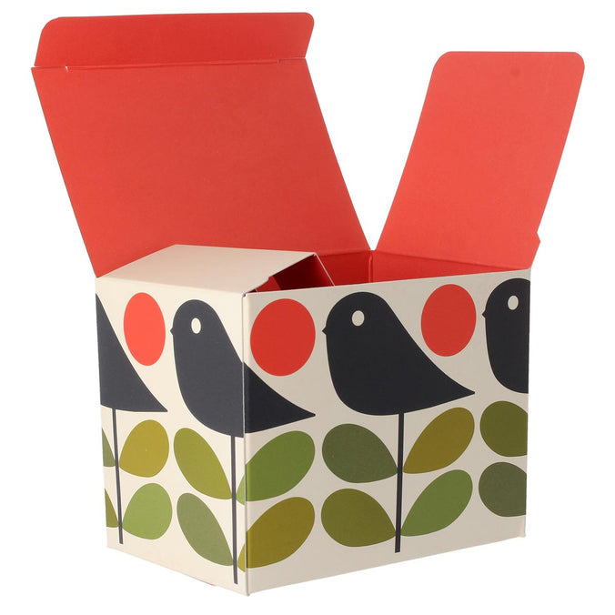 Orla Kiely Mug Gift Box, Early Bird