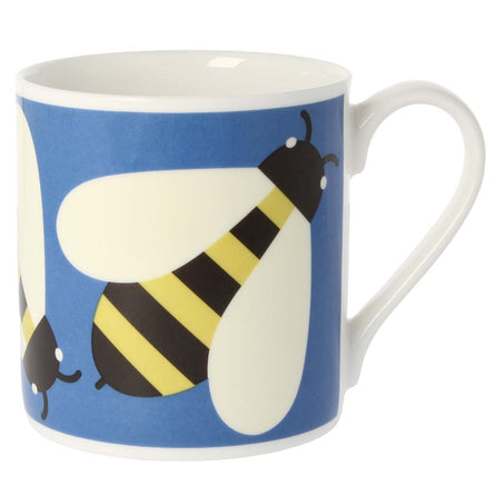 Orla Kiely Quite Big Mug, Busy Bee