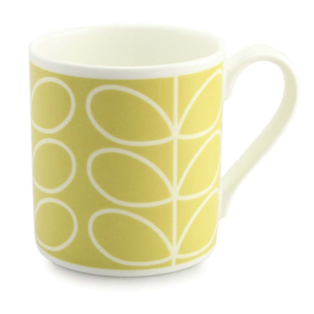 Orla Kiely Quite Big Linear Stem Mug