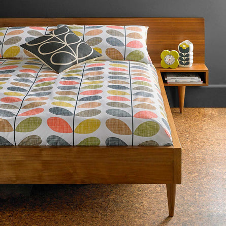 Orla Kiely Scribble Stem Multi Bedding
