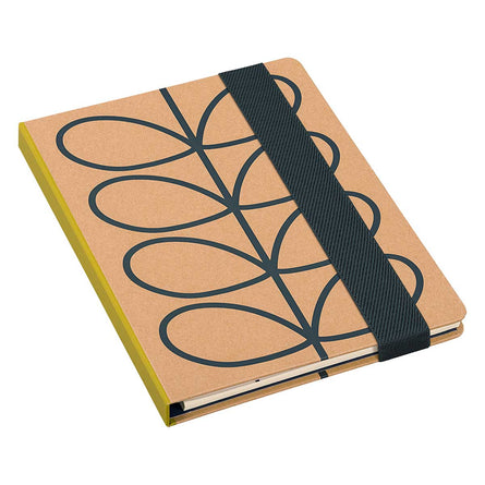 Orla Kiely Sketchbook & Sticky Notes