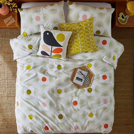 Orla Kiely Striped Petal Bedding