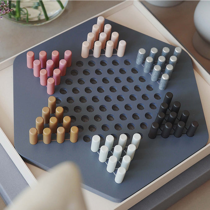 Printworks Classic Game, Chinese Checkers