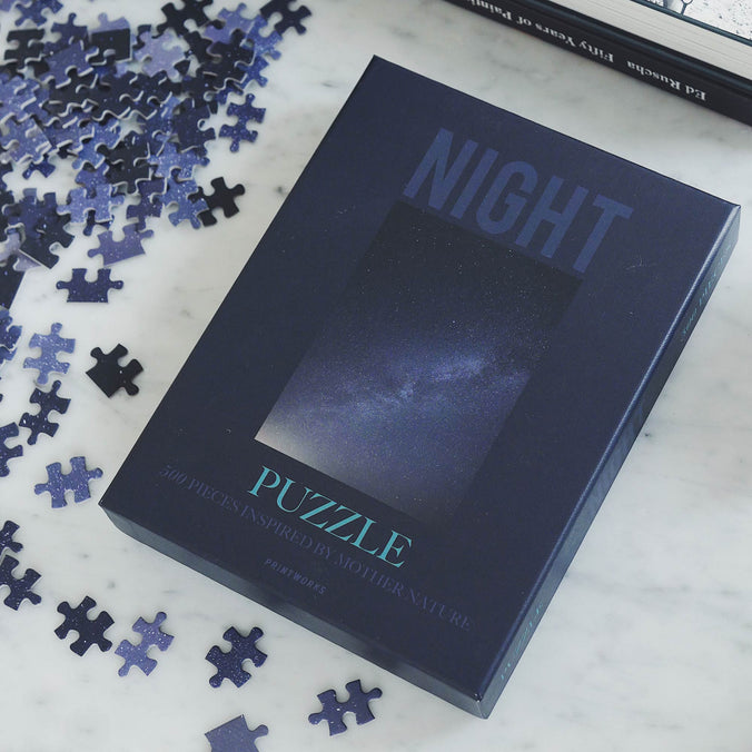 Printworks Jigsaw Puzzle, Night
