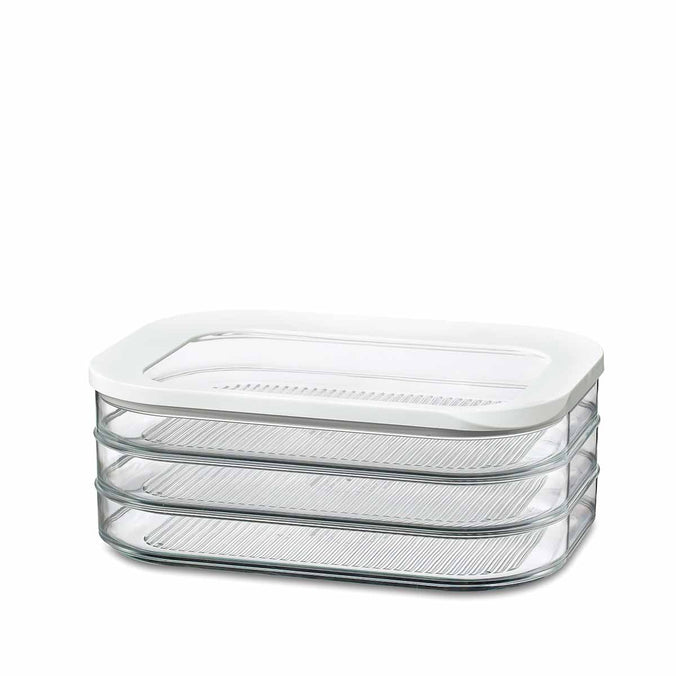 Mepal Modula Meat Cuts 3 Tier Storage Box