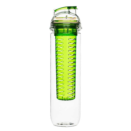 Sagaform Fresh Bottle with Fruit Piston