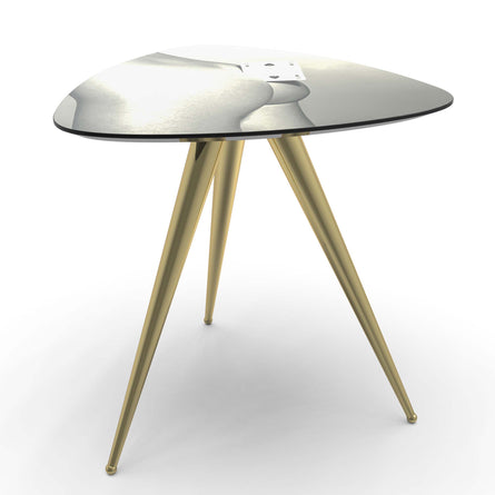 Seletti Wears Toiletpaper Side Table, Two of Spades