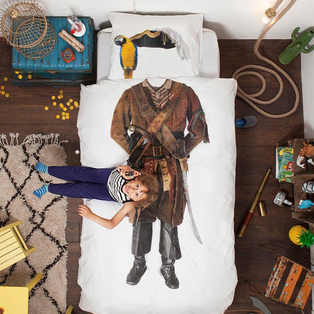 Snurk Pirate Duvet Set