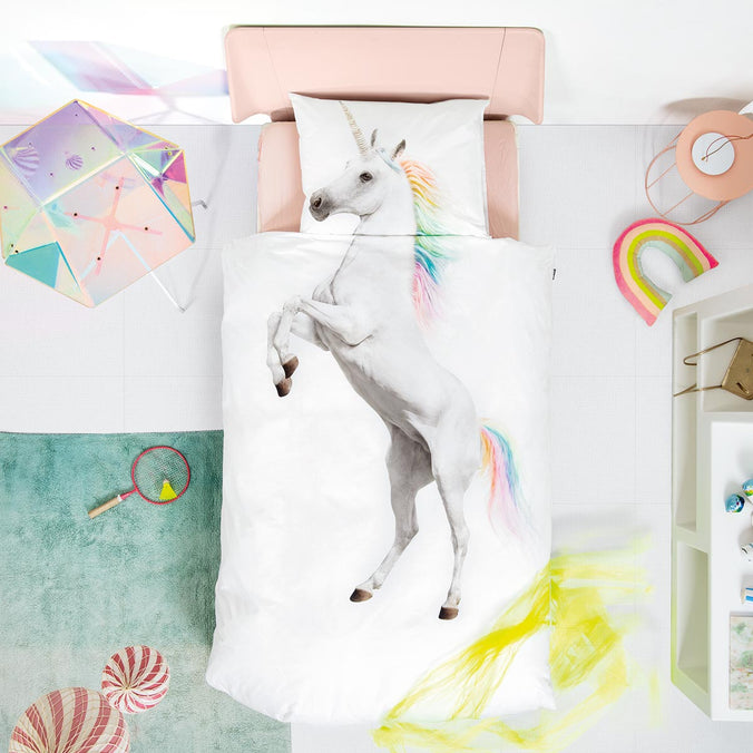 Snurk Unicorn Duvet Set