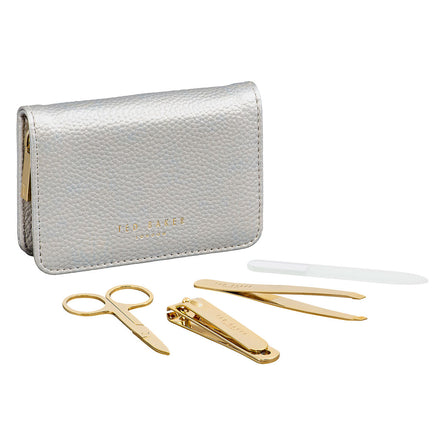 Ted Baker Manicure Set, Silver