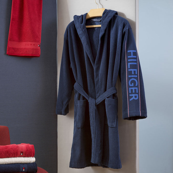 Tommy Hilfiger Hilfiger Iconic Bathrobe