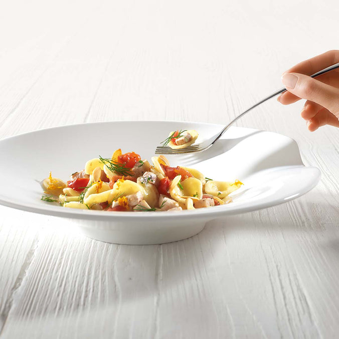 Villeroy & Boch Pasta Passion Large Pasta Plate, Set of 2