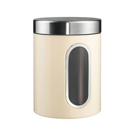 Wesco Canister With Window
