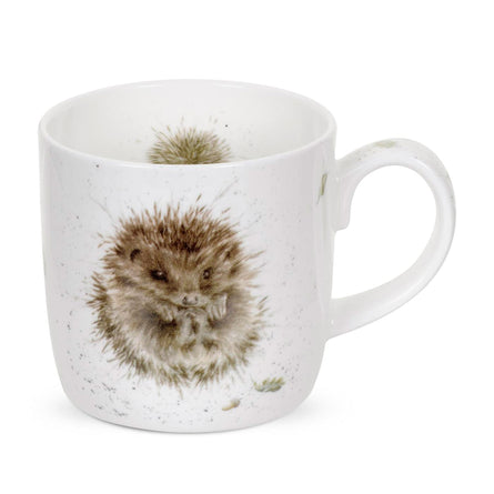 Wrendale Awakening Hedgehog Mug