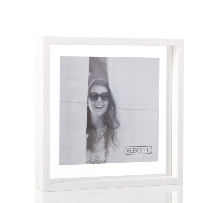 XL Boom Floating Box Photo Frame Square, 25x25cm