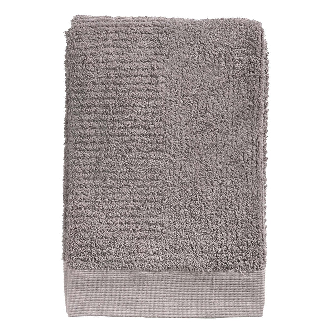 Zone Denmark Classic Cotton Towels, Gull Grey