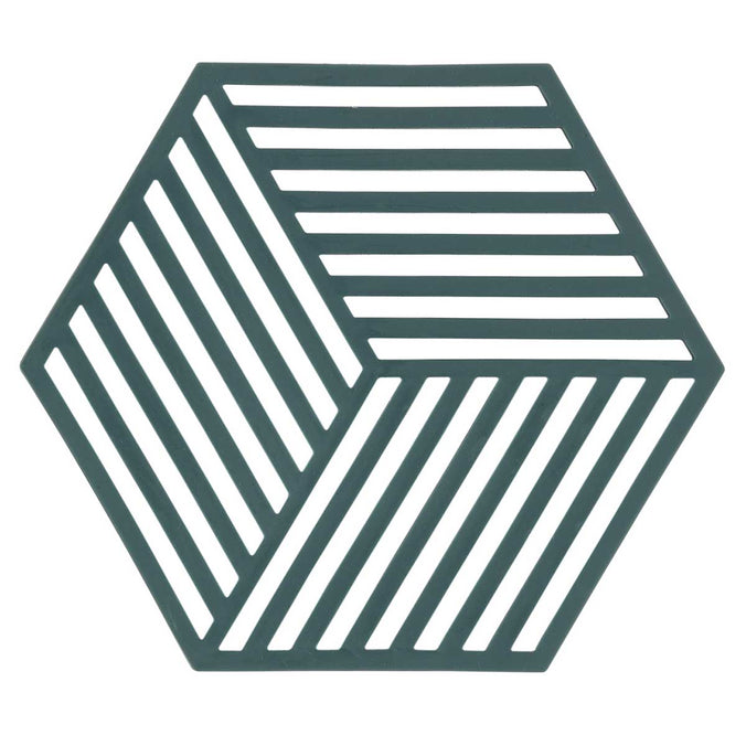 Zone Denmark Hexagon Silicone Trivet