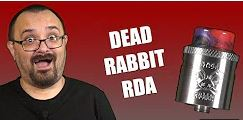 Dead Rabbit RDA Vaping with Vic Video Review