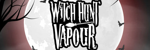 Witch Hunt Vapour - Salem