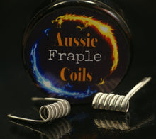 Aussie Coils - Framed Staple Coils Set of x2 Coils