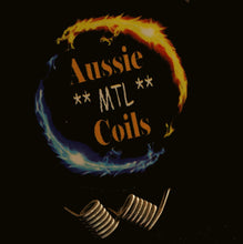 Aussie Coils -  MTL Set of x2 Coils