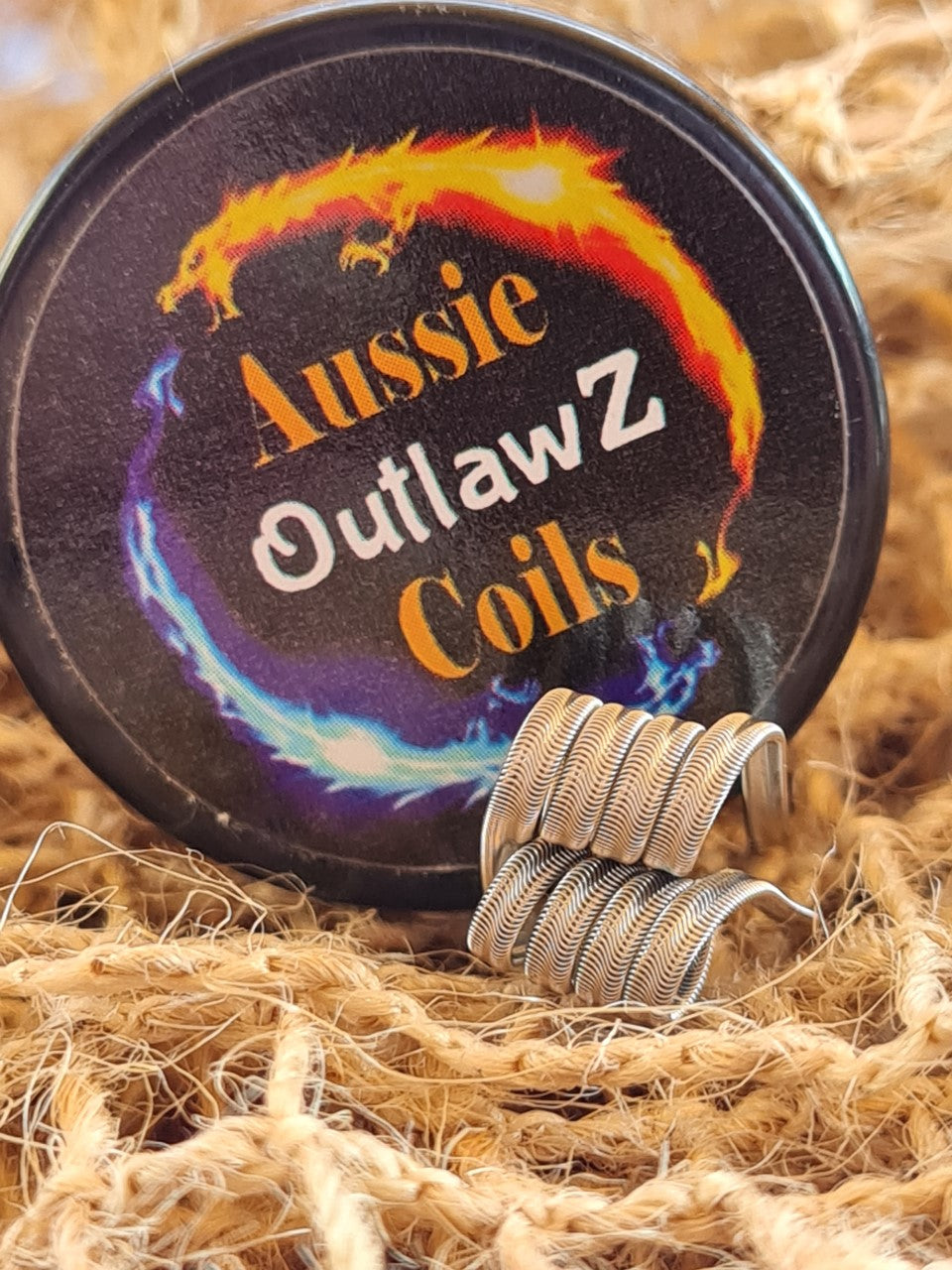 Aussie Coils -  Outlawz -  Set of x2 Coils